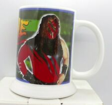 WWF Kane Danbury Mint Collector Mug Stein New 2001 NWB Rare WWE