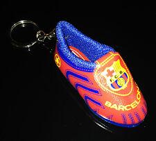 Soccer Souvenir Shoe Key-chain replica BARCELONA FC. Team- Unisex's
