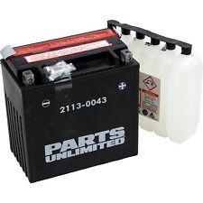 Parts Unlimited - CTX16CL-BBS - AGM Maintenance-Free Battery Yamaha,Kawasaki,Sea