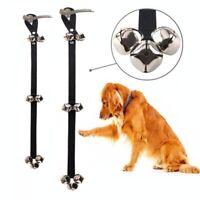 Dog Potty Training Adjustable Doorbell Bell for Housetraining Housebreaking Door