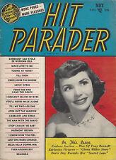 1954 HIT PARADER Teresa Brewer Cover Charleton Publication May
