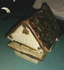 Immobilien Spardose aus Porzellan mit Schlüssel Häuschen Bauen Planen Wohnen