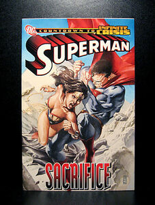 COMICS: DC: Superman: Sacrifice tradepaperback (2005, 1st Print) - RARE