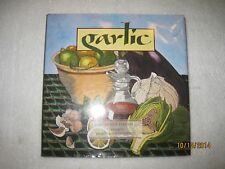 Garlic by Janet Hazen (1992, Hardcover) COOKING WITH CLOVES OF GARLIC