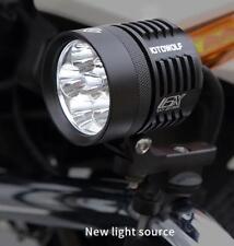 12V 60W CREE LED Spot Light Motorcycle ATV Boat Off Road Waterproof Headlight