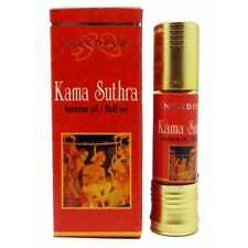 Nandita Kamasutra Indian Perfume Oil - Ladies Natural Roll On Cologne Fragrance