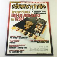 Stereophile Magazine January 2010 - Testing Xonar Essence ST & STX Soundcards