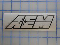 """AEM Decal 3"""" 5.5"""" 7.5"""" 11"""" Gauge Wideband Intake Filter Fuel Pump Infinity Dash"""