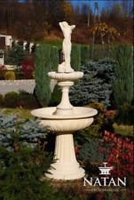Springbrunnen Garten Teich Brunnen  Steinbrunnen Gartenbrunnen Fontaine Stein