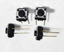 6 * 6 * 5mm bouton poussoir à 2 pins (broches) push-button switch. .C43.4
