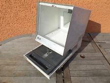DECKART DK25/FRANCE VISIONNEUSE DE MICROFILM DE GARAGE manque la glace sans tein