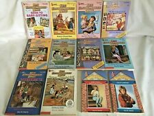 The Baby Sitters Club, Mystery, Super Special, book lot of 12 Books