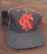 Negro League Baseball 1940s Era Logo Kansas City Monarchs Baseball Hat Snapback