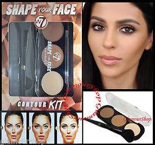 W7 Shape Your Face Contour Kit 6-Gram