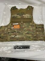 First Spear Sleeper Plate Carrier Vest Black Size Small Low Visibility EXC $595