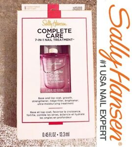 Sally Hansen Complete Care 7in1 Nail Treatment Base Top Coat 13.3ml