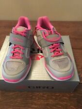Giro Womens Cycling Spinning Indoor Shoes New in box EU size 37 US 5.75