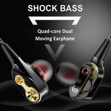 3.5mm HIFI Super Bass Headset Wired In-Ear Earphone Headphon Earbuds Stereo .