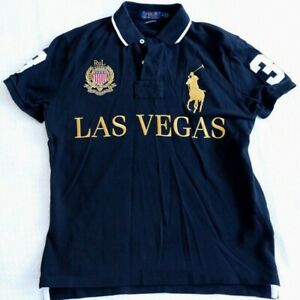 Clothing - Ralph Lauren - POLO Las Vegas Medium Custom Slim Fit Shirt - Preowned
