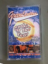 DJ Green Lantern Rookie of the Year Mixtape CASSETTE Tape 90s Hip Hop NYC