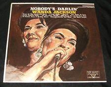 WANDA JACKSON Nobody's Darlin LP STILL SEALED ORIGINAL 1968 STEREO