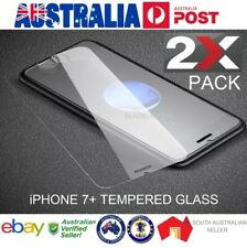 2x Premium Tempered Glass Screen Protector for Apple iPhone 7 Plus 5.5 inch