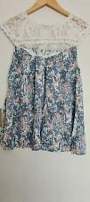 LOVELY NEXT TUNIC TOP SIZE 14