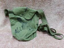 Post Ww2 1968 Australia Army Ammo Canvas Carry Bag