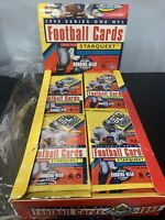 1998 Upper Deck Choice Football- 1 Pack From Full Sealed Box- Find Peyton RC