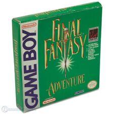 Nintendo GameBoy - Final Fantasy Adventure ENGLISCH mit OVP sehr guter Zustand