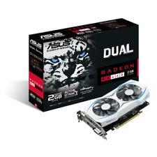 Schede video e grafiche AMD Radeon RX 460 per prodotti informatici DVI output