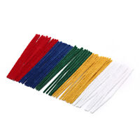 100Pcs Intensive Cotton Pipe Cleaners Smoking / Tobacco Pipe Cleaning Tool L!E