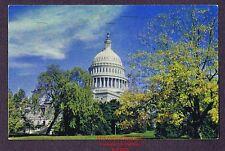 LMH Postcard  U.S. CAPITOL Dome  Capital House Senate WASHINGTON DC  PE-28