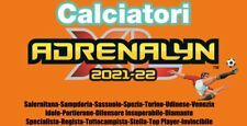 ADRENALYN XL CALCIATORI PANINI 2021 2022 21 22 #235 - #465 CARD A SCELTA