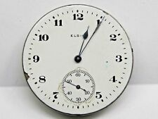 Antique Elgin 42.5 mm, Pocket Watch Movement # 22648552