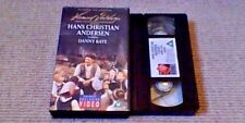 HANS CHRISTIAN ANDERSEN UK VHS PAL WH SMITH EXCLUSIVE VIDEO 1995 Danny Kaye