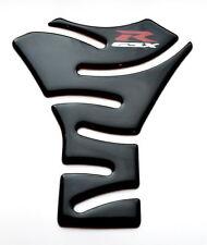 Suzuki GSX-R1000 1000 GSXR 600 750 Piano Black Glossy Tank Protector Pad Sticker