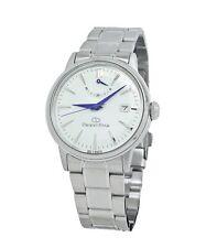 Orient Star SAF02003W0 Esfera Blanca De Acero Inoxidable Reloj De Hombre