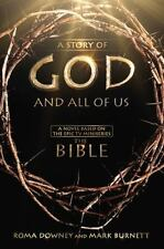 A Story of God and All of Us : A Novel Based on the TV Miniseries The Bible