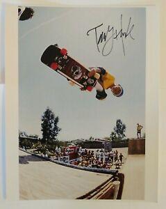 Tony Hawk Signed Photo
