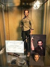 COA Iminime 1/6 Scale Walking Dead Rick Grimes DXX sold out 2 Heads MSRP 1100.00