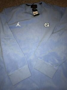 2020 Jordan Brand North Carolina Tar Heels Team Performance Sweatshirt 3XL