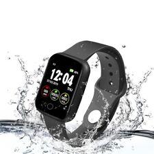 waterproof  multiple sport mode fitness tracker android ios smart watch