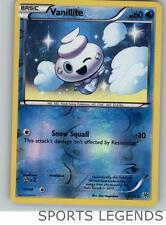 2013 pokemon Plasma Storm reverse holo Vanillite 35/135
