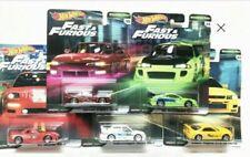 Coches, camiones y furgonetas de automodelismo y aeromodelismo Hot Wheels Fast & Furious