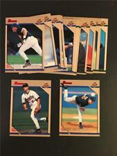 1996 Bowman Baltimore Orioles Team Set 15 Cards