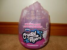 HATCHIMALS PIXIES CRYSTAL FLYERS PURPLE MAGICALLY FLYING BRAND NEW FREE USPSSHIP