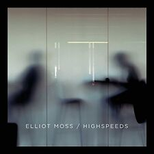 Elliot Moss - Highspeeds [CD]