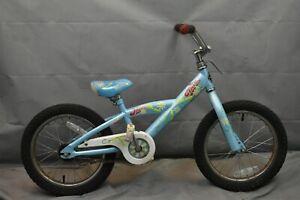 "2010 Trek Mystic 16"" Kids Bike SS Single Speed Coaster Flowers Steel USA Charity"