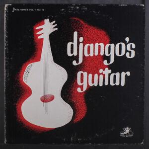"Django Reinhardt: Django's Gitarre Angel 12 "" LP"